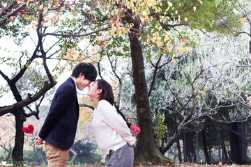 Mari × Hiroshi | 夫婦フォト