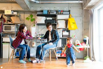 Akane × Kohei | 家族写真(ファミリーフォト)