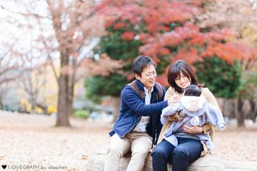 Atsuko × Keita | 家族写真(ファミリーフォト)