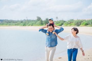 Aya × Yosuke | 家族写真(ファミリーフォト)