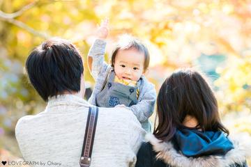 Natsuki × Takeshi | 家族写真(ファミリーフォト)