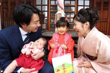 Koichiro × Chieko | 家族写真(ファミリーフォト)