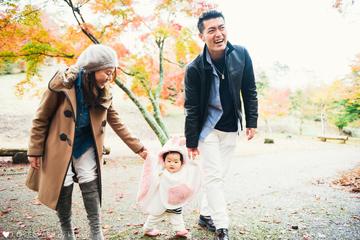 Misato × Kei × Yukina | 家族写真(ファミリーフォト)