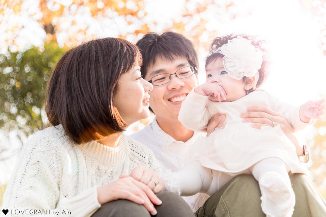 Kumi × Koji | ファミリーフォト(家族・親子)