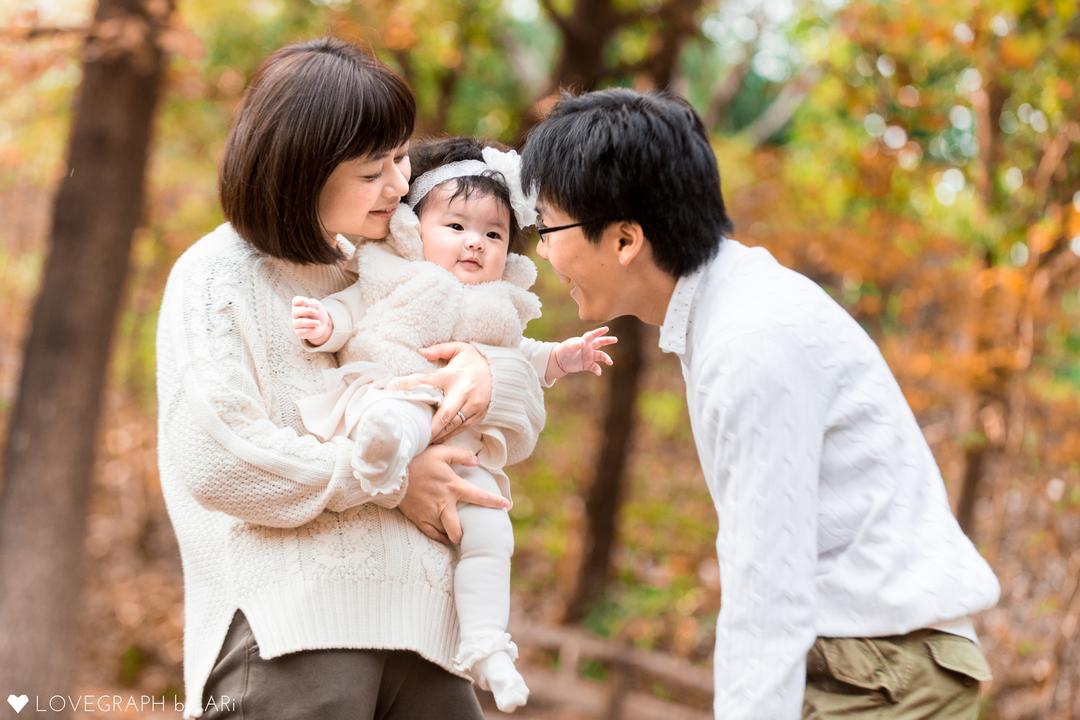 Kumi × Koji | 家族写真(ファミリーフォト)