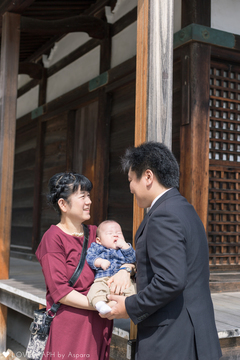 Ikuko × Kohei | 家族写真(ファミリーフォト)