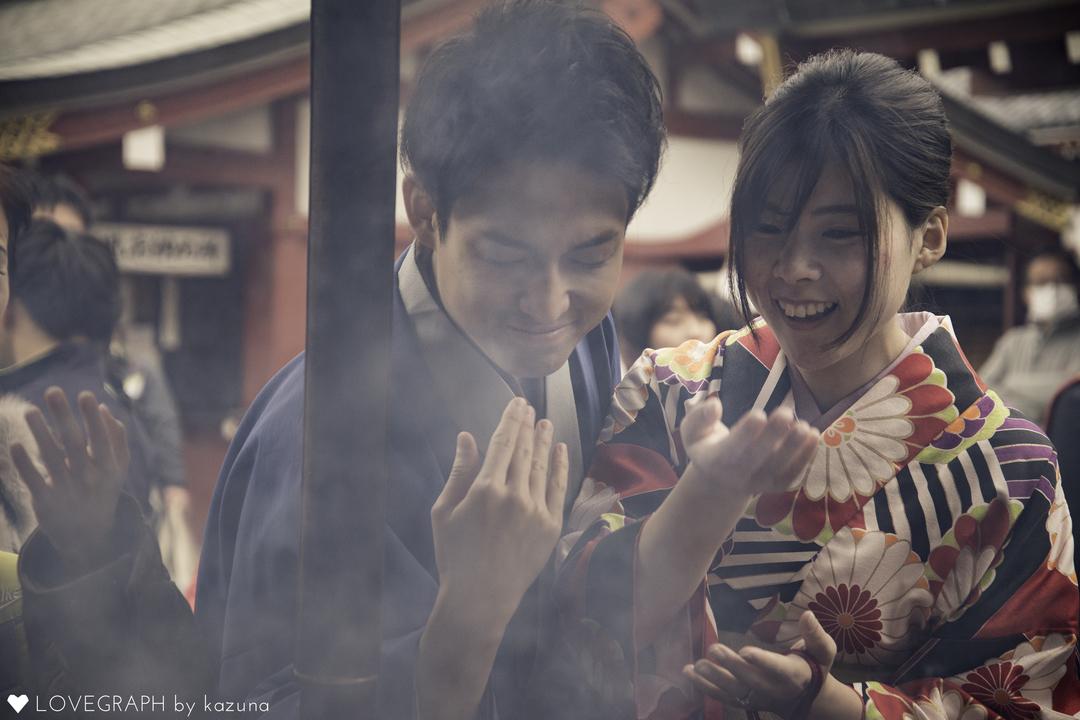 Aki × Hayashi | カップルフォト