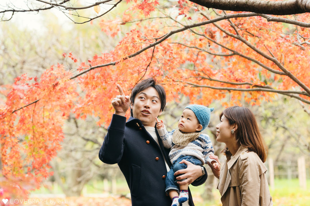 Kaoru × Ryohei×Keita | 家族写真(ファミリーフォト)