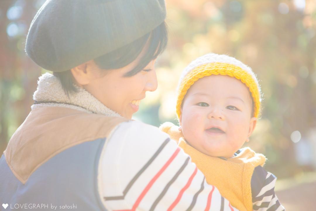 Yuka × Nobuaki | ファミリーフォト(家族・親子)