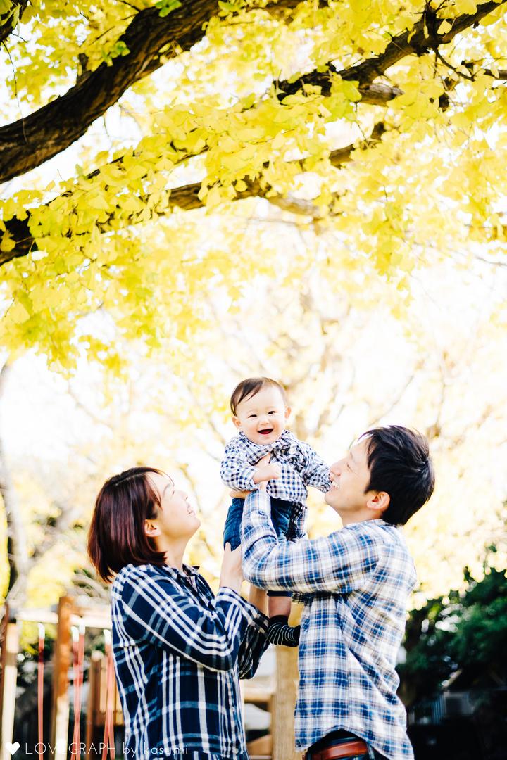 Shuji × Ayuko × Sota | ファミリーフォト(家族・親子)