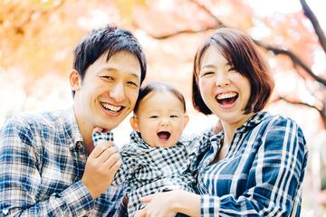 Shuji × Ayuko × Sota | 家族写真(ファミリーフォト)