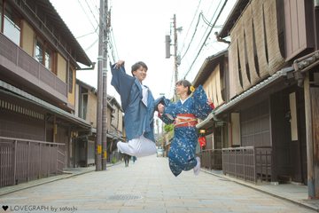 Satoshi × Haruna