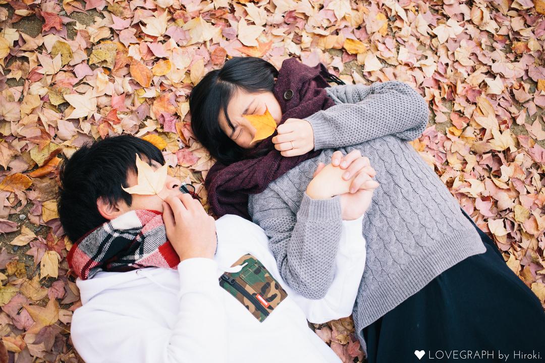 Hirotaka × Yuki | カップルフォト