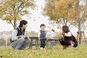 Ryouko × Kazutoshi × Sora | ファミリーフォト(家族・親子)