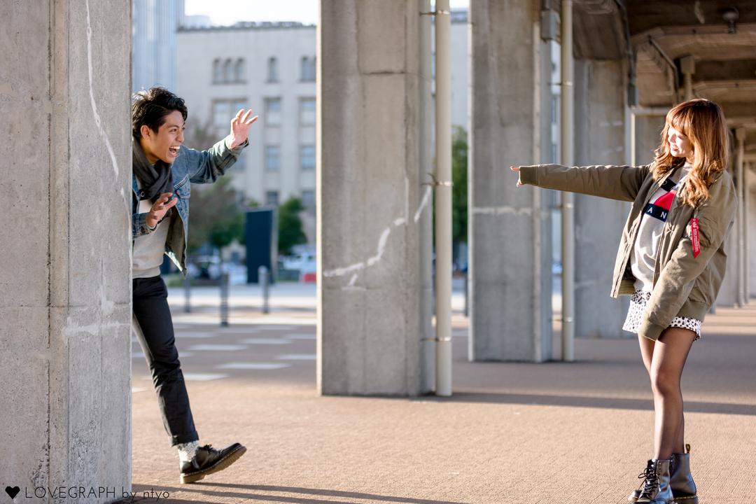 Anri × Junya | カップルフォト
