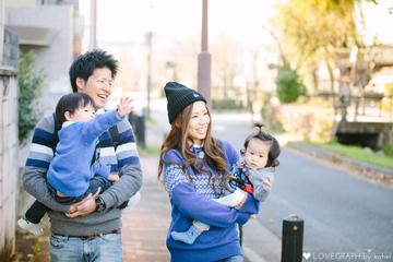Nami × Takahito | ファミリーフォト(家族・親子)