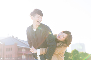 Airi × Shinya | 夫婦フォト