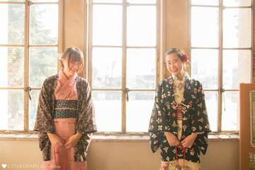 Yuki × Rina
