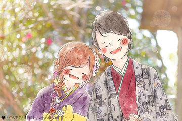 Reina × Keisuke