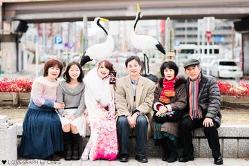 Akari × Yukiko | 家族写真(ファミリーフォト)