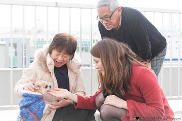 Kuniko × Tsutomu×Eri | ファミリーフォト(家族・親子)