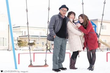 Kuniko × Tsutomu×Eri | 家族写真(ファミリーフォト)