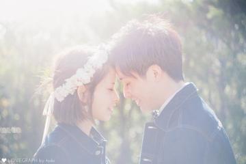 Natsu × Kousuke | 夫婦フォト