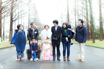 Kanna × Takaaki × Aki