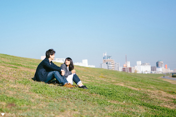 Chinatsu × Yuta | カップルフォト