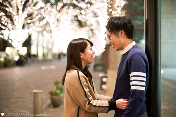 Ayaka × Yosuke