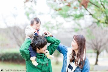 Akiho × Hirokazu | 家族写真(ファミリーフォト)