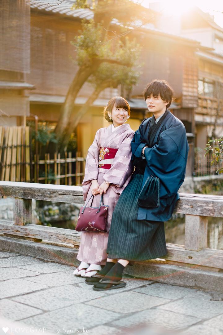Tsuzumi × Takumi   カップルフォト