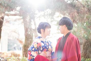 Kazuki × Sakura | カップルフォト
