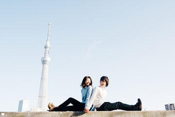 Haruka × Takuma