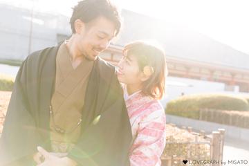 Yuna × Yuho | 夫婦フォト