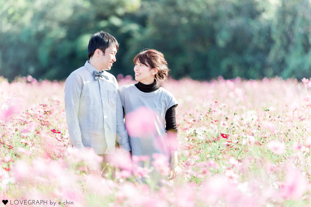 Kousuke × Katsura | 夫婦フォト