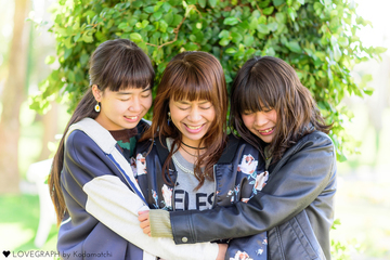 Airi×Hisako | 家族写真(ファミリーフォト)