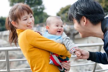 Rio×Shintaro×Tsunagu | 家族写真(ファミリーフォト)