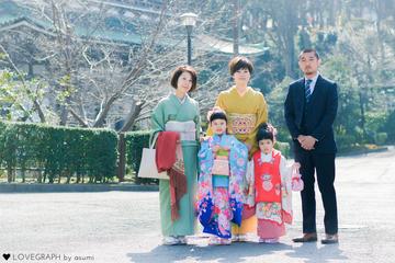Mizuho×Yoshithugu | 家族写真(ファミリーフォト)