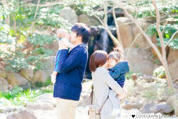 Syuuhei×Shiori | 家族写真(ファミリーフォト)