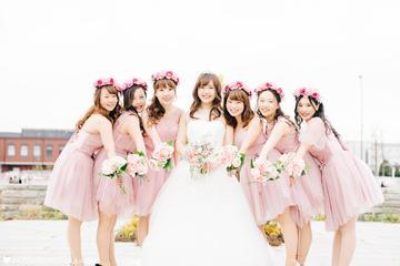 Ayako× bridesmaid | フレンドフォト(友達)