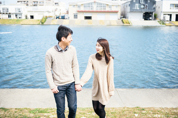 Arisu×Yusuke | カップルフォト