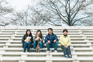 Shibuya family | ファミリーフォト(家族・親子)