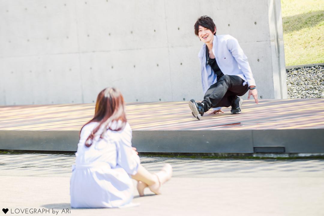Yuki×Ren   カップルフォト