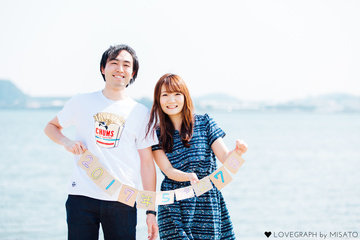 Yui×Yasuhiro | 夫婦フォト