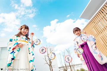 Mizuho×Moeko | フレンドフォト(友達)