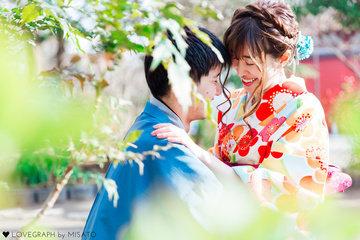 Hiromi×Keigo | 夫婦フォト