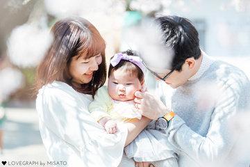 Ayaka×Masaki | 家族写真(ファミリーフォト)