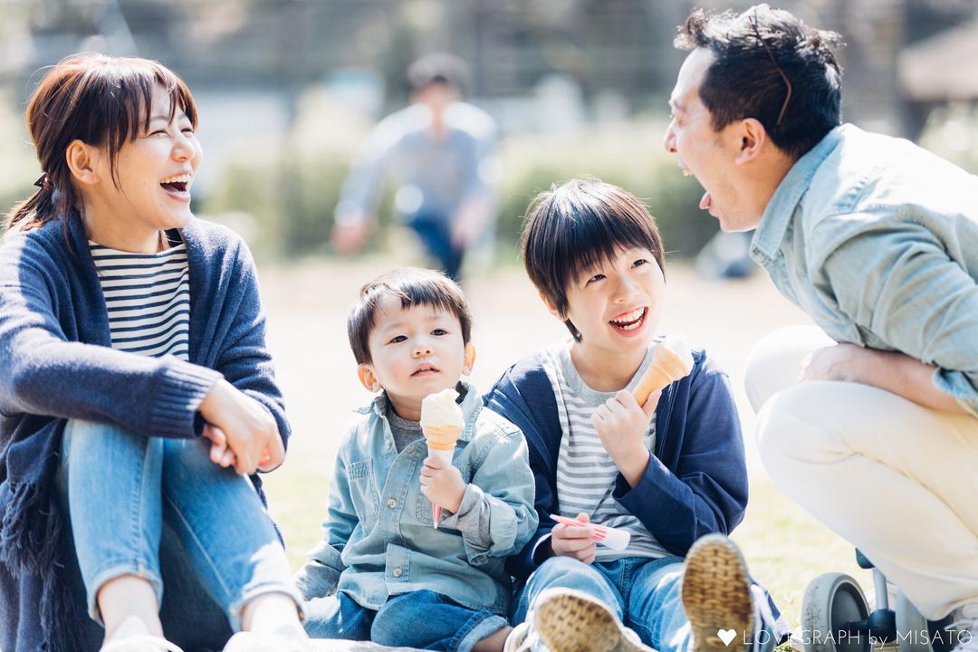 Tatsuo×Izumi | ファミリーフォト(家族・親子)