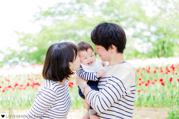Masahiro×Sayuri×Mikito | ファミリーフォト(家族・親子)
